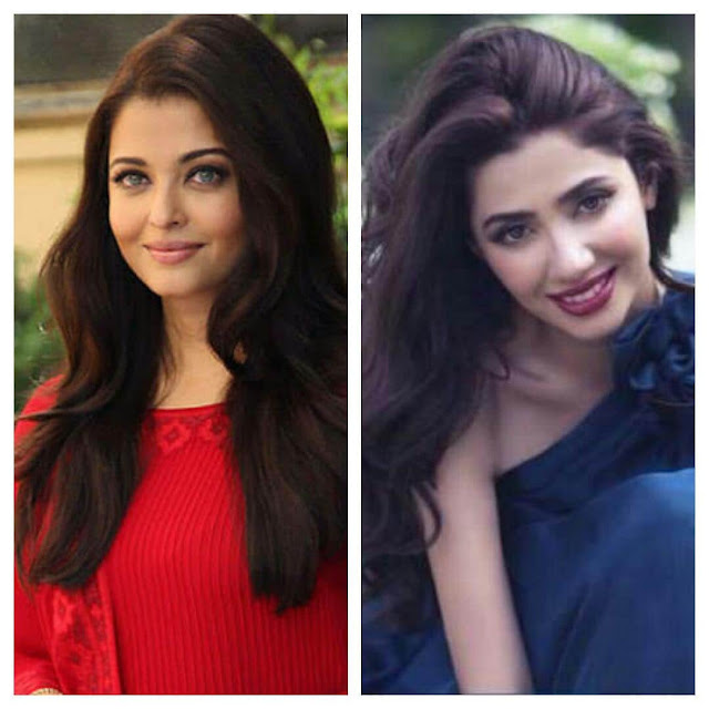 5 Most Beautiful Pakistani Actresses Who Would Give Aishwarya Rai Tough Competition