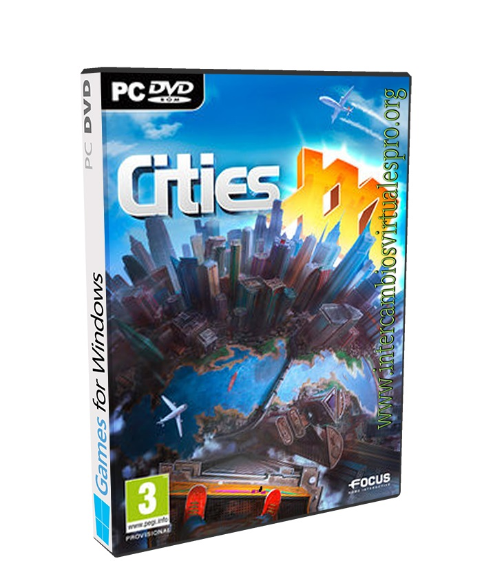 Cities XXL poster box cover