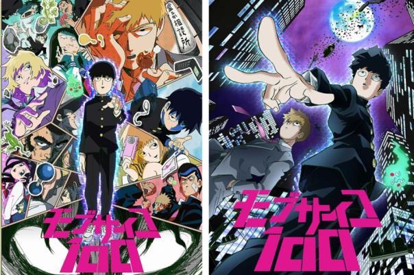 Mob Psycho 100 - Anime Mirip Hinamatsuri