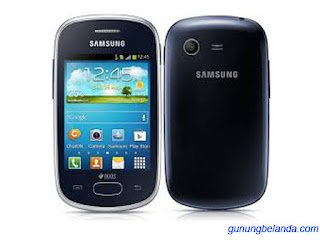 Samsung Galaxy Star Duos GT-S5282 Software Update
