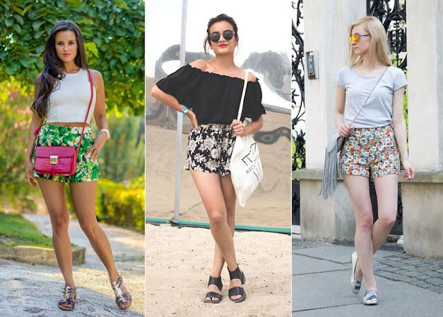 Resultado de imagem para short fresquinho blusa básica verão