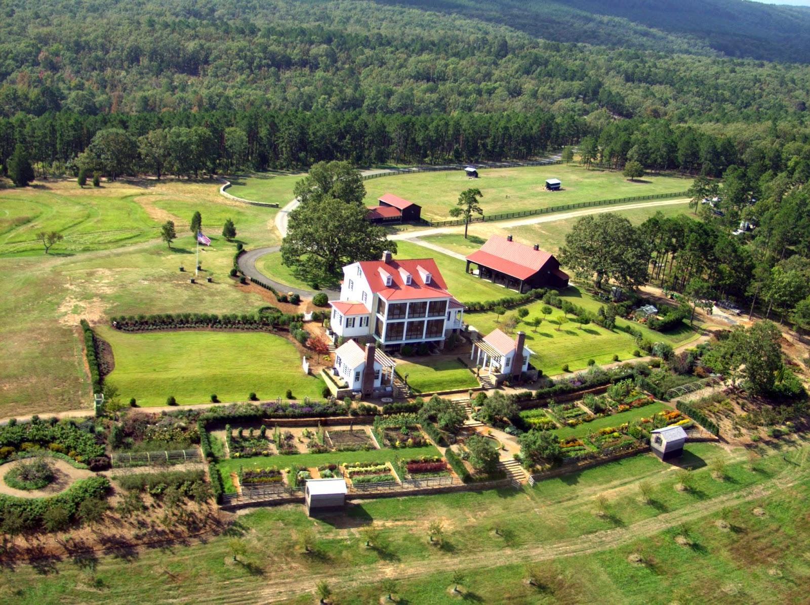 P Allen Smith Home Garden Retreat