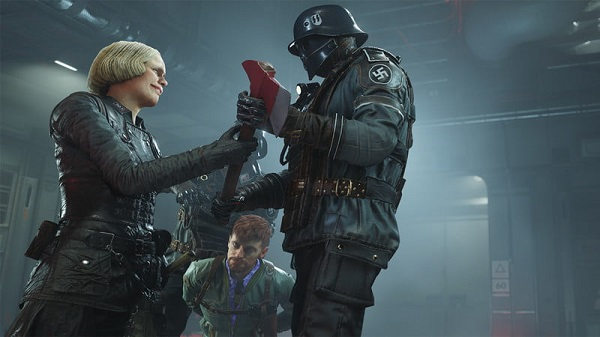 Spesifikasi Wolfenstein II The New Colossus