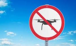 нельзя ввозить дроны
