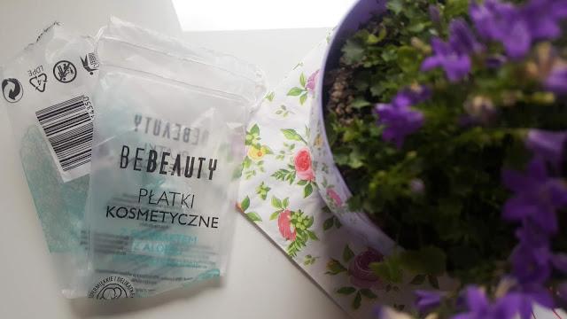 BeBeauty, płatki kosmetyczne