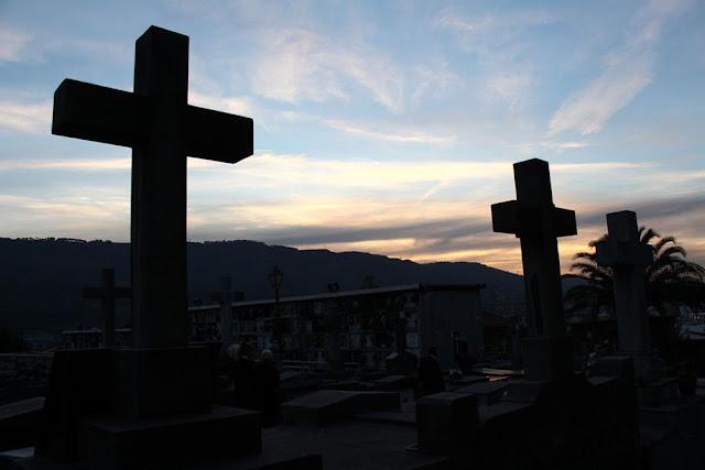 Cementerio municipal de San Vicente