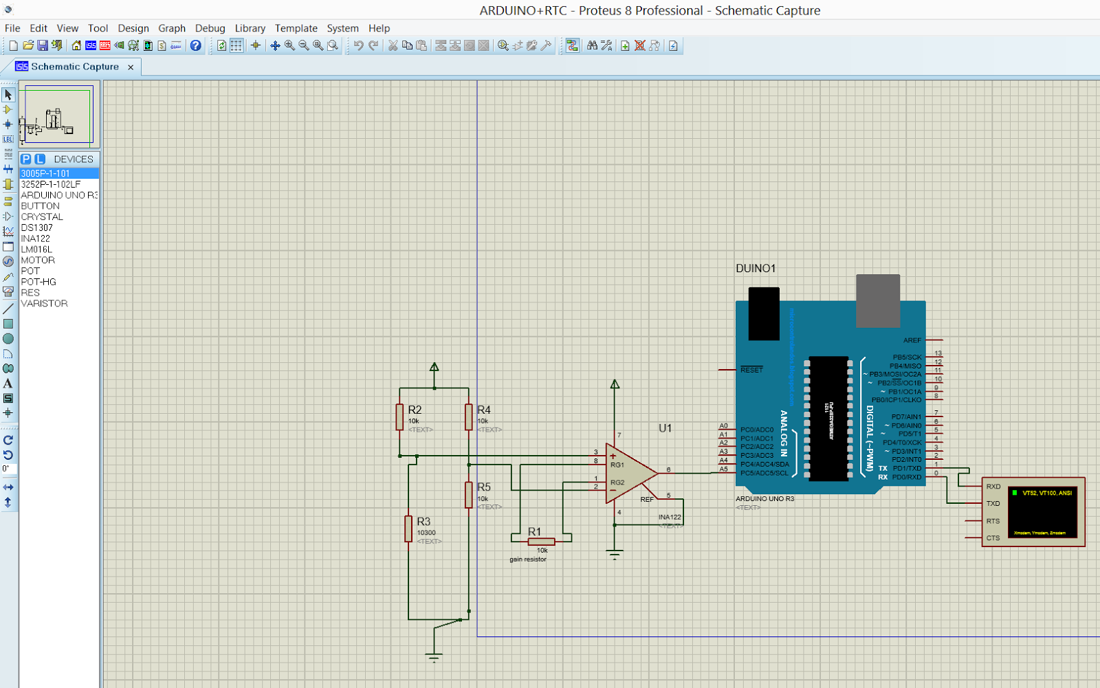 EMERGING TECHNOLOGIES: LOAD CELL SIMULATION IN PROTEUS USING ARDUINO