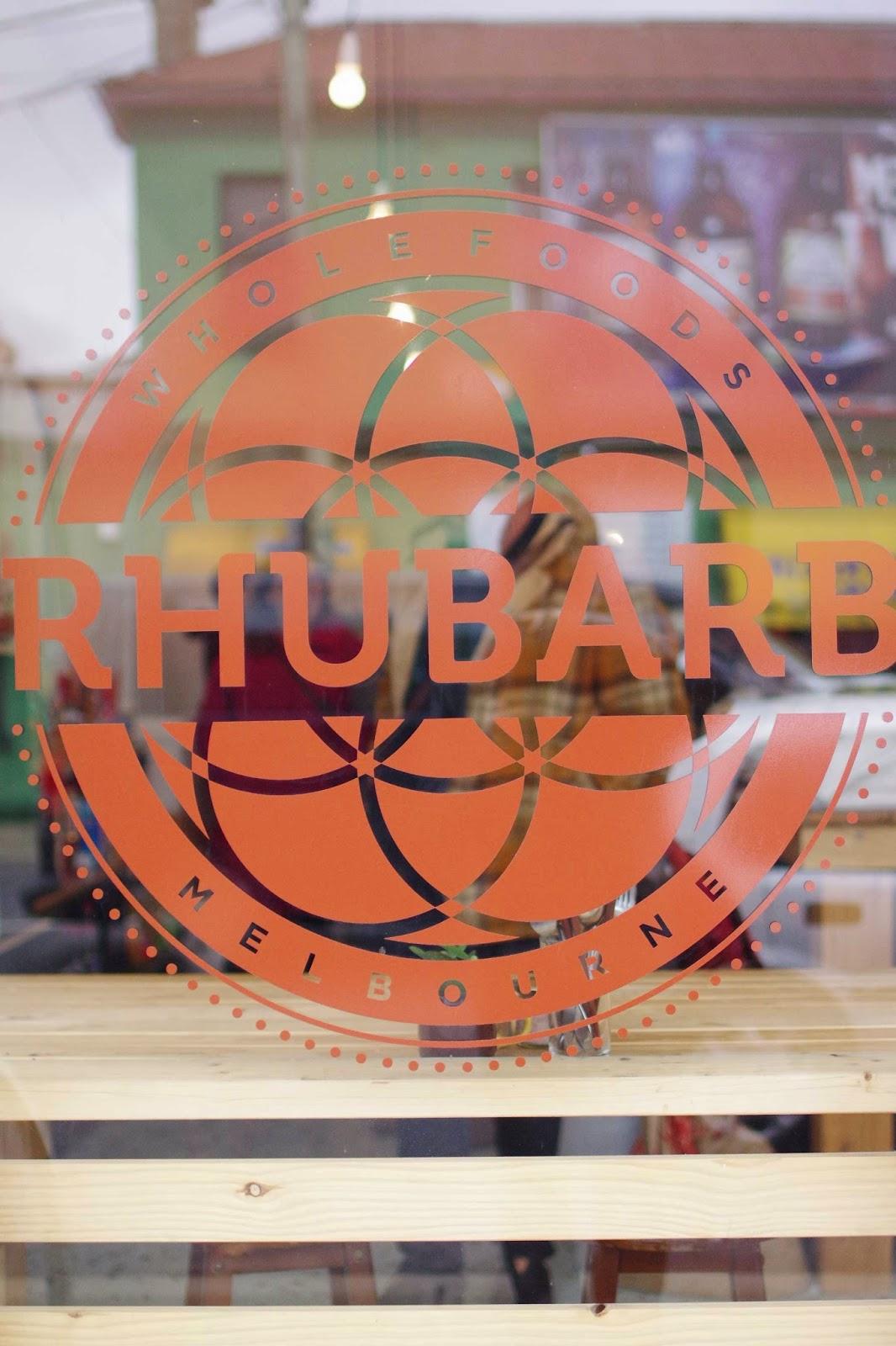 Rhubarb Wholefoods image
