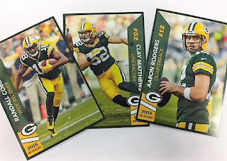 Sturgeon Bay Police Department  Green Bay Packer Trading Cards Are Here! d44c4656b