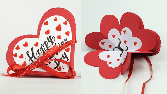 DIY Valentine Day Card
