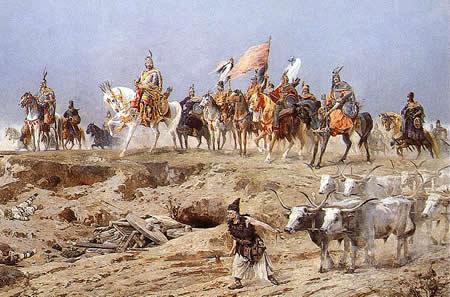 Magyar army
