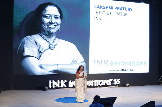 Immersive talks, interactions and interviews take center stage at INK Innovations