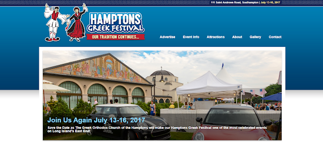 HUMPTONS GREEK FESTIVAL 2017