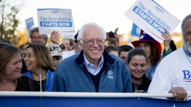 Bernie Sanders and the Movement Where the People Found Their Voice