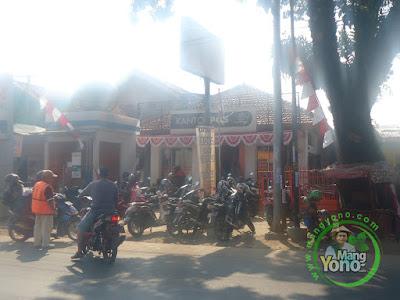 Kantor Pos Kalijati, Subang