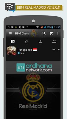 BBM Real Madrid V2.13.0.26