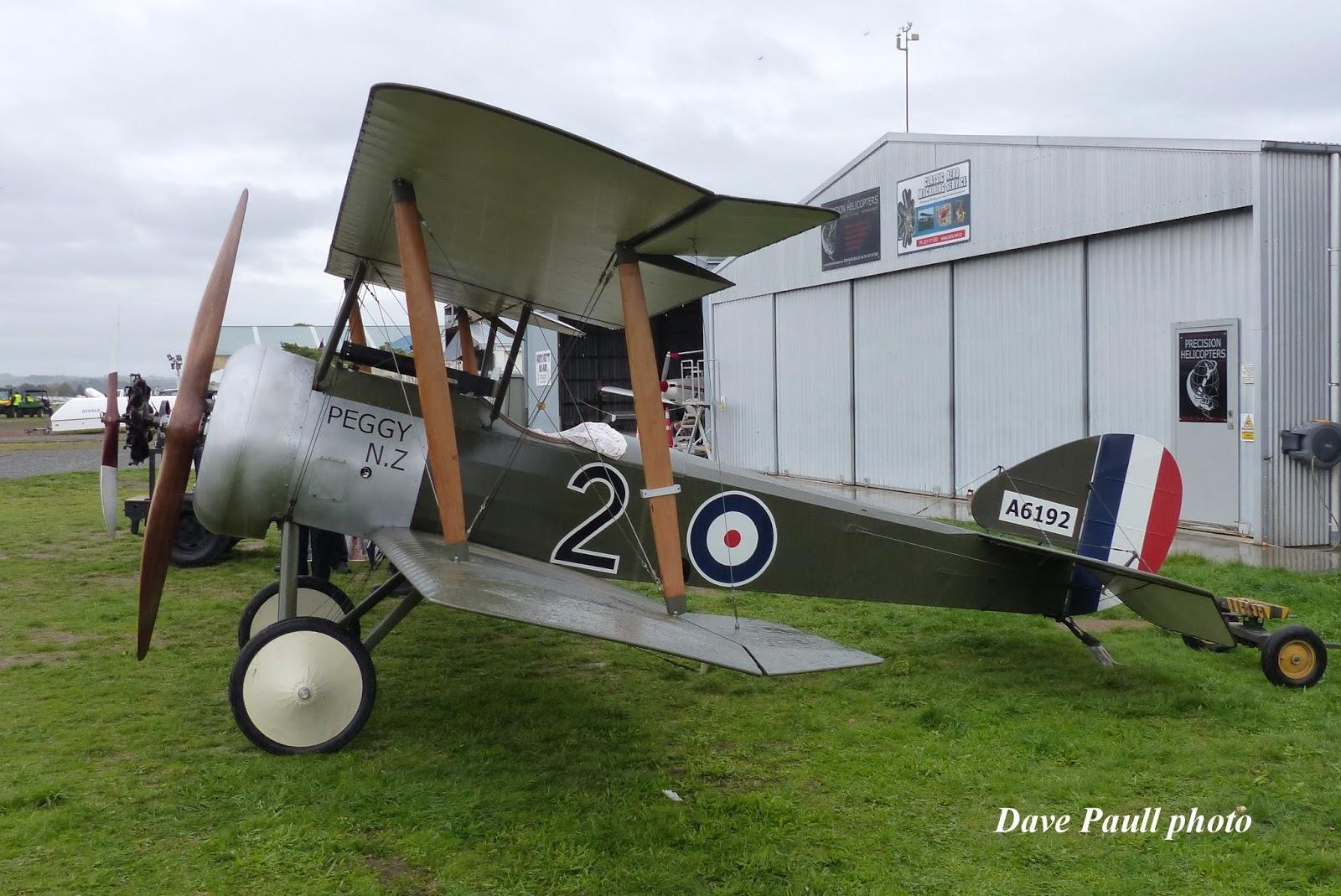 NZ Civil Aircraft: Omaka # 9