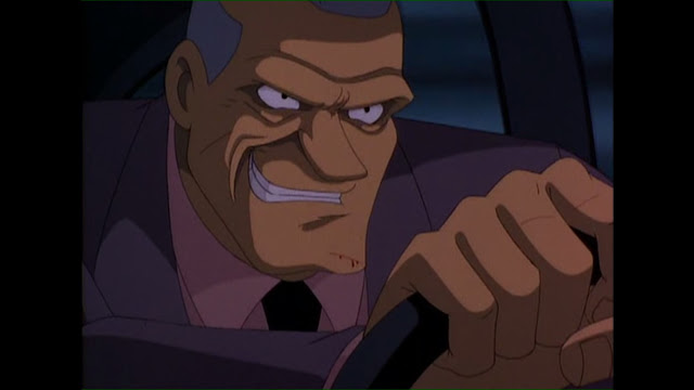 Batman: La máscara del fantasma - DVDRip - Latino - Captura 1