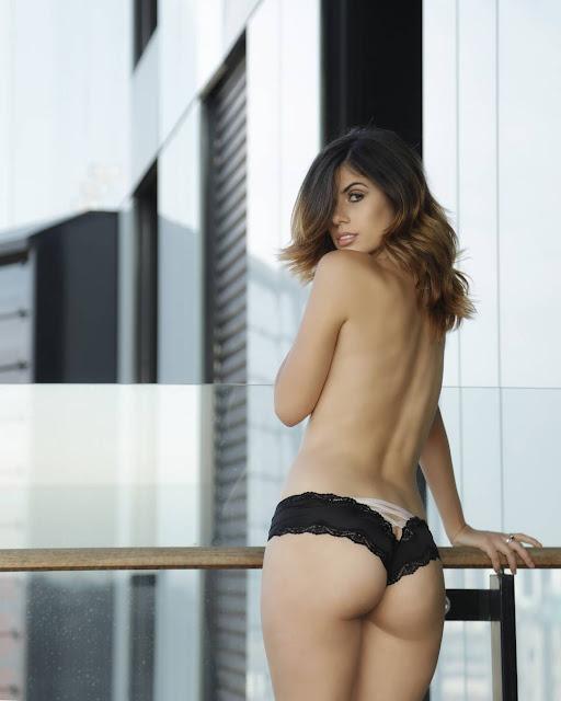Inès Trocchia και η Inter είναι sexy