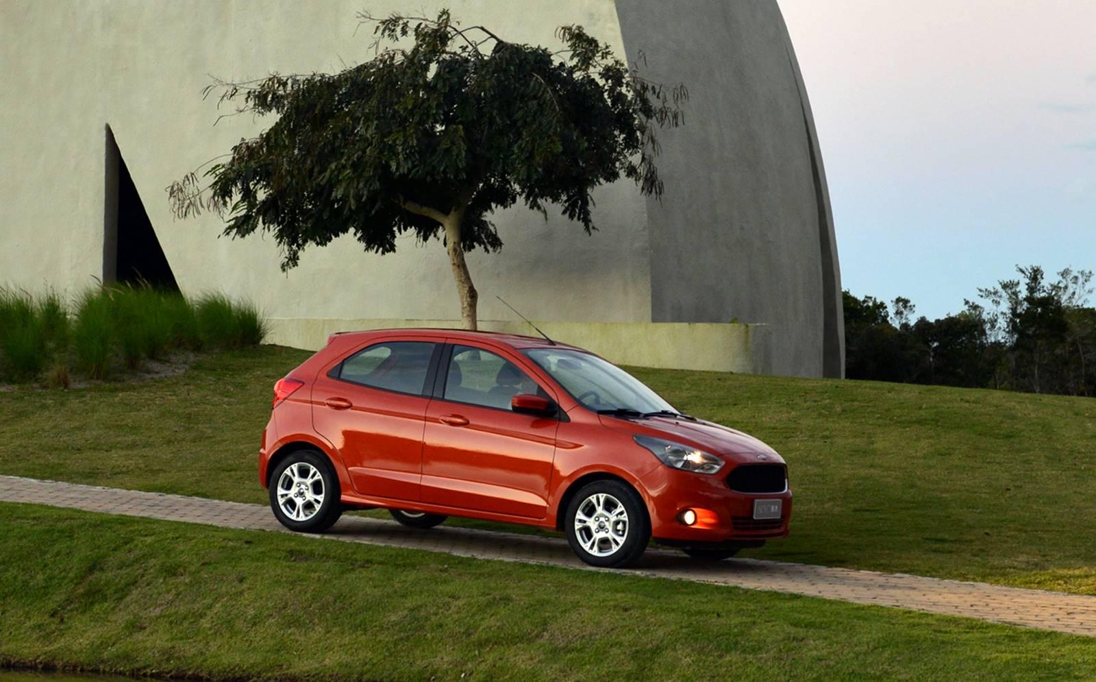 Ford Ka  Teste De Longa Duracao