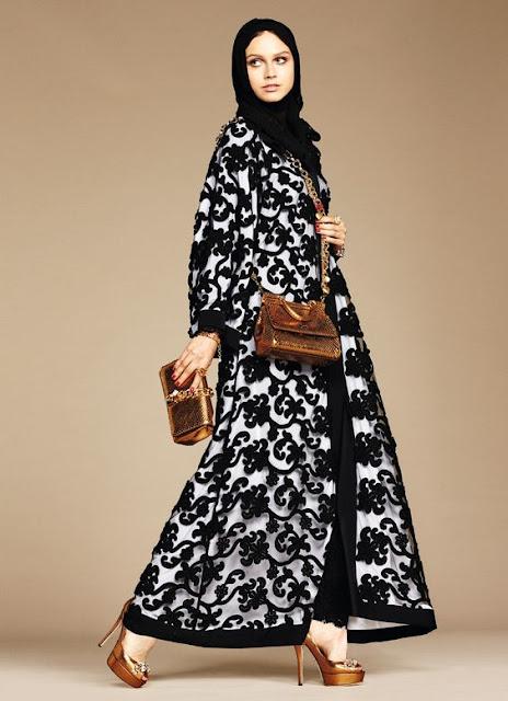 Collection Magnifique d'Abaya fashion et élégante