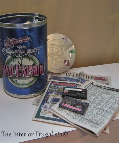 Time Capsule from 2000