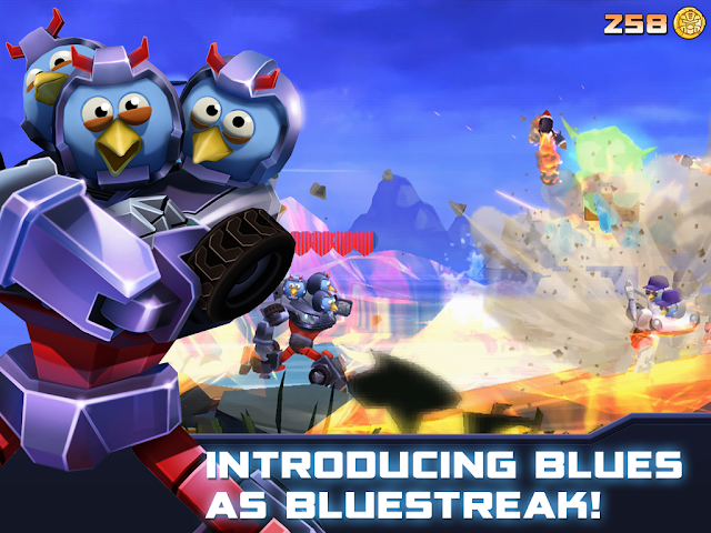 Angry Birds Transformers Mod Apk + Data