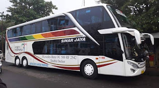 Tarif  Bis tingkat di Indonesia