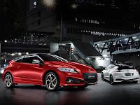 New Honda CR-Z Tampil Dengan Desain Lebih Agresif Dan Performa Yang Semakin Sporty