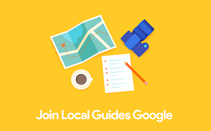 #LetsGuide dengan Google Local Guides