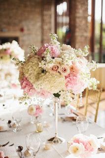 decorazione matrimonio fai da te romantica