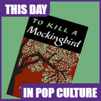 'To Kill a Mockingbird' was published on July 11, 1960.