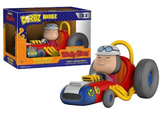 Dorbz Ridez: Wacky Races - Peter Perfect.