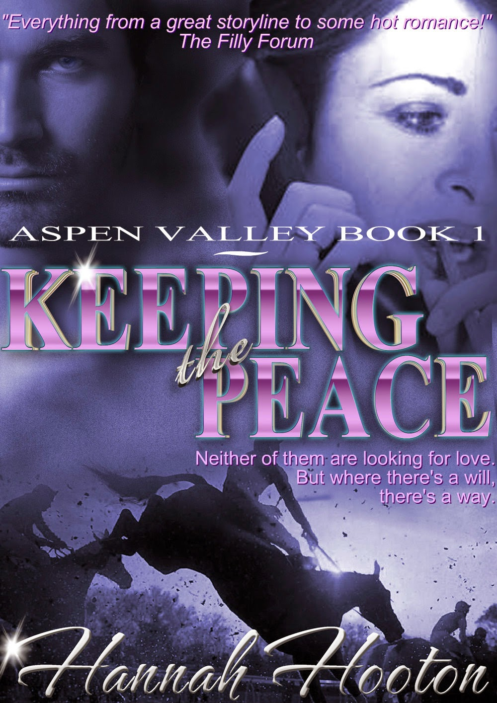 Keeping the Peace Chapter 1