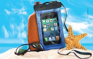 Logo Custodia Smartphone Waterproof in regalo con OGGI