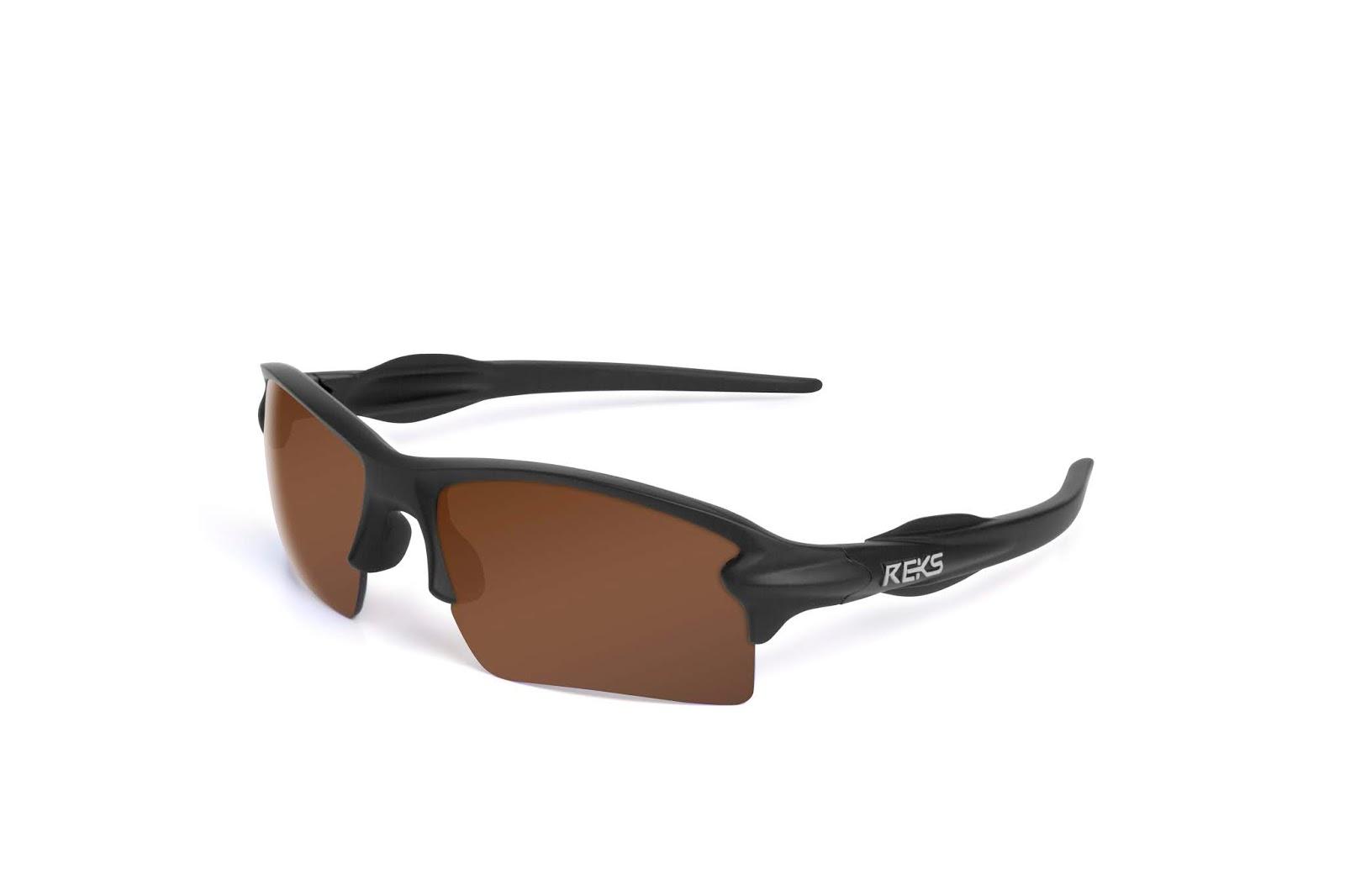 3101530381 American Golfer  Unbreakable Sunglass Brand REKS Optics Debuts New ...