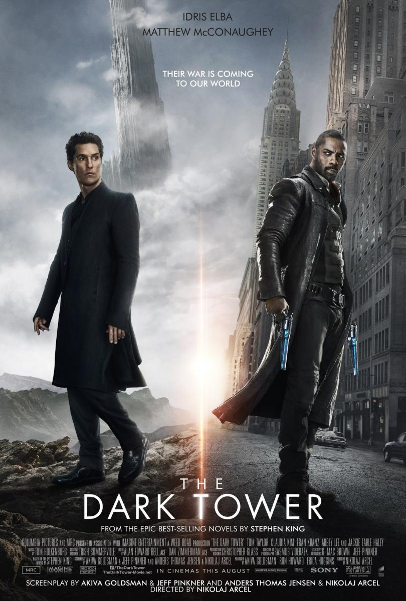The Dark Tower (BRRip 1080p Dual Latino / Ingles) (2017)