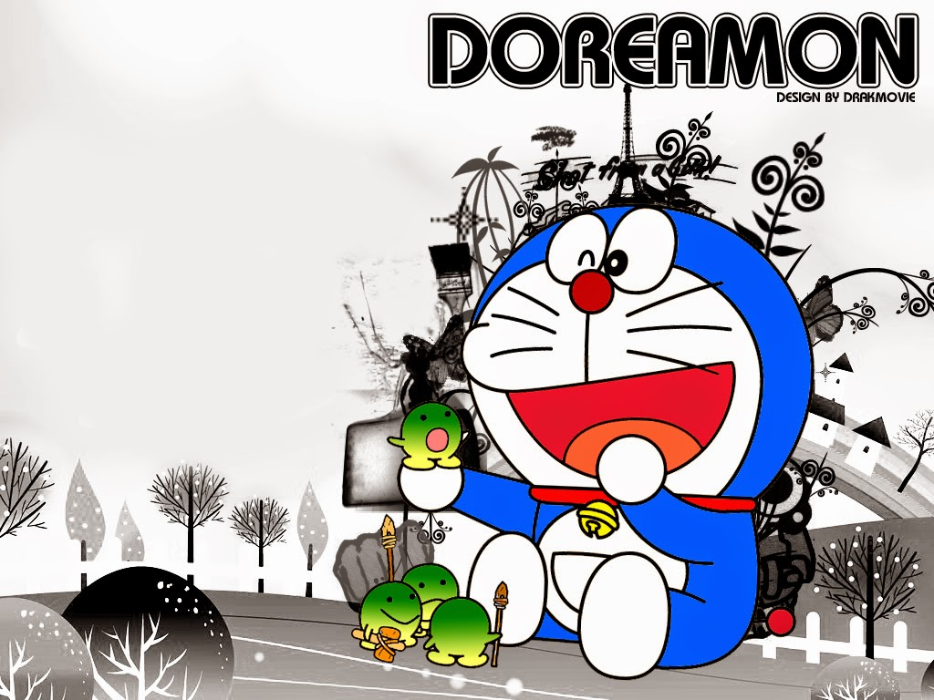 Doraemon Coloring Sheets