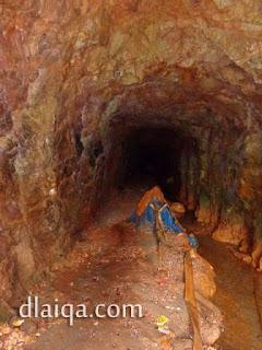 kondisi terowongan di bagian lain