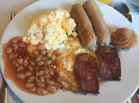 Buffet breakfast at Pirates Village Majorca