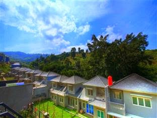 Hotel vila murah dago atas - D'Orange Villa - Forest Hill