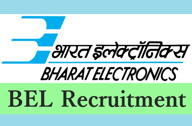 BEL India Deputy Engineer Recruitment 2018