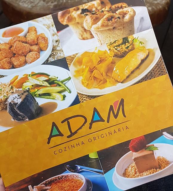 Adam Cozinha Originária | Minha experiência na Restaurant Week | Salvador