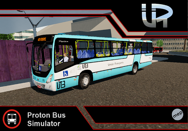 Skin Proton Bus Simulator - Torino 14 MB OF-1721 BT5 UTB