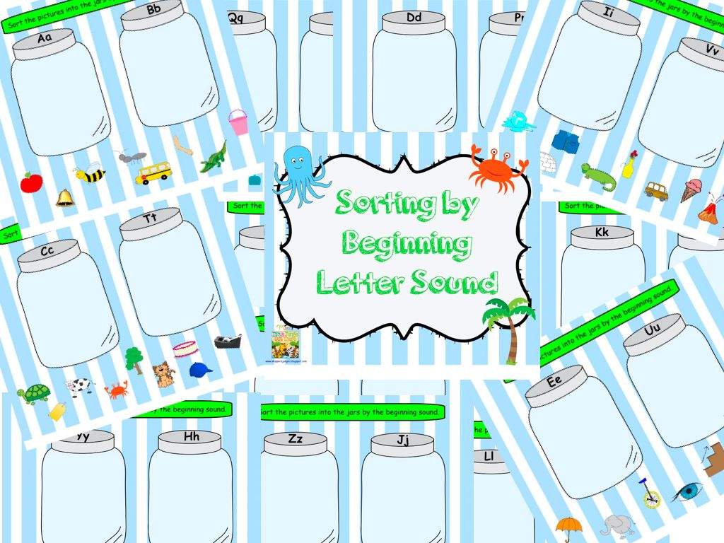 It S A Jungle Out There A Kindergarten Blog Sorting By Beginning Letter Sound Smart Board