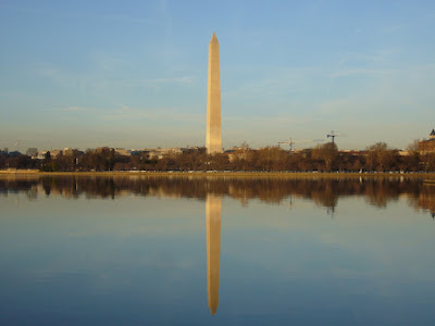 Washington Monument, a stunning creation