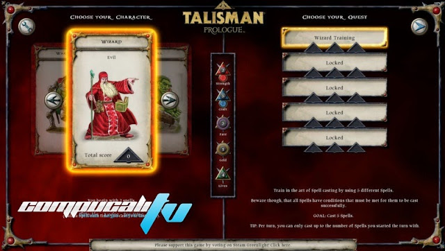 Talisman Prologue PC Full Español
