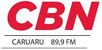 Rádio CBN Asa Branca FM 89,9 de Caruaru PE