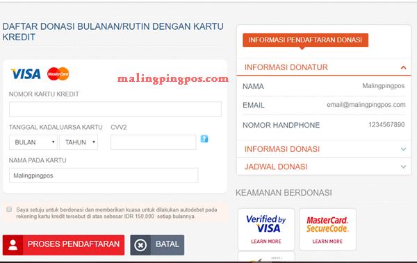 stop donasi unicef Indonesia