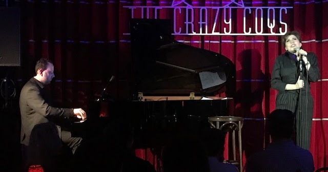 REVIEW: Liane Foly and Hervé Noirot at Crazy Coqs